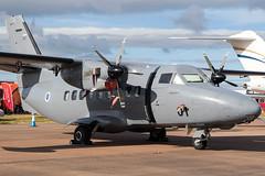 L4-01 / Slovenian Air Force / Let L-410UVP-E Turbolet (Charles Cunliffe) Tags: canon7dmkii aviation raffairford egva ffd slovenianairforce letl410 letl410uvpeturbolet l401