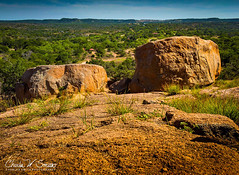 HARD ROCK (CharlesSmithPhotography) Tags: 500px park landscape red beauty nature rock rocks natural view green climbing mountain valley desert cliff hill texas hiking granite rocky vista boulders arid formation rugged country enchanted fredricksburg llano