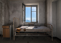 Room With A View (Paul J Photography) Tags: urbex italy abandoned hospital