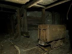 P mine (LopazV) Tags: underground dark abandoned abandonedmine mine exploration urbanexploration urbex