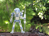 Jungle Hunter (Grantmasters) Tags: predator jungle stealth cloaked invisible clear lego moc
