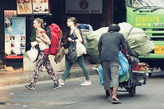 0636 Everyone Has Their Own Burden (Hrvoje Simich - gaZZda) Tags: burden street bangkok thailand nikon nikond750 nikkor283003556 gazzda hrvojesimich