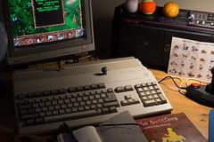 Amiga 500 (Born_In_6502) Tags: retro retrocomputing retrocomputers oldcomputers vintagecomputers vintagecomputing beautyshots podstawczynski adampodstawczynski