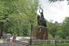 King Jagiello if Poland in Central Park (bellrich1941) Tags: manhattan newyorkcity centralpark belvederecastle