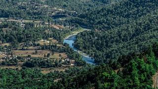SELGE (Sirk) Pisidia, Antalya/ Turkey. Köprüçay River