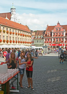 Girls in my Birthtown Memmingen