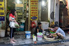 indecisive (grapfapan) Tags: hanoi vietnam travel fish shop street outdoor people sale buy or