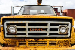 Rusted (Craig's Collection) Tags: sony a7ii a7m2 28mmf2 railway ontario canada gmc truck rust rusty rusted