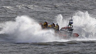 Porthcawl Lifeboat 'Rose Of The Shires'