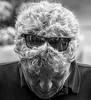 You talkin' to me....or texting (Kevin Povenz Thanks for the 3,800,000 views) Tags: 2017 june kevinpovenz westmichigan michigan holland portrait blackandwhite bw hair glasses sunglasses curly person male canon7dmarkii distraction texting phone