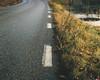 Side of the Road (jensrosengren) Tags: portra800 pentax67 vaxholm sweden 105f24