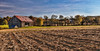 IMG_1565-66Ptzl1scTBbLGER (ultravivid imaging) Tags: ultravividimaging ultra vivid imaging ultravivid colorful canon canon5dmk2 clouds fields farm barn autumn autumncolors fall landscape lateafternoon evening panoramic painterly pennsylvania pa scenic sky sunsetclouds