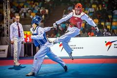 World Taekwondo Grand Prix Final, Abidjan 2017