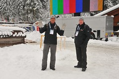 Installations - BMW IBU WC Annecy - Le Grand-Bornand