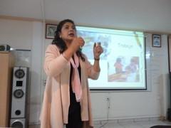 """Conferencias: """"La estructura de un aprendizaje activo con base a la metodología high scope"""""""