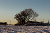 when snow is beautiful (tsd17) Tags: bromsgrove worcestershire perryfields sunset landscape canon 6d 24105l