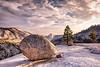 Yosemite rocks! (joseee1985) Tags: california cloudporn d750 2470mm polmstedpoint halfdome nationalpark graniterocks goldenhour yosemitepark dawnofages nikon