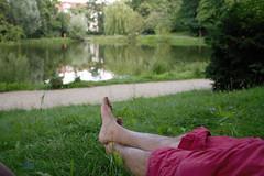 Berlin (Caró) Tags: berlin berlim berlinbrandenburg park alterpark klarensee summer verão outdoors outdoor nature parque green europa europe euro alemanha germany deutschland