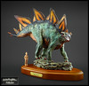 Stegosaurus (RobinGoodfellow_(m)) Tags: stegosaurus michael trcic collection favorite resin statue model figure prehistoric dinosaur dinosaurs