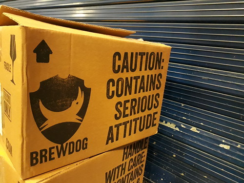 Brew Dog, Ellon head office and brewery