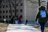 Towards the End (UWW University Housing) Tags: winter uww uwwhitewater uwwhousing uwwcampus holidays winterbreak campus campuslife cold college uwschools residencehalls residencelife students