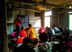 Touch of light (Rural education) (Aranya Ehsan) Tags: people life education color light teacher student bangladesh khulna village lifestyle child children childhood aranya ehsanul siddiq ehsanulsiddiqaranya