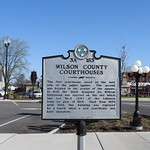 County Courthouses Historical Marker thumbnail