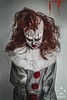 Cosplay Pennywise of the movie IT (kmilobaena) Tags: cba colombia photography color medellin halloween it cosplay disfraz retrato portrait people dark darkbeautymag darkbeauty darkbeautyx