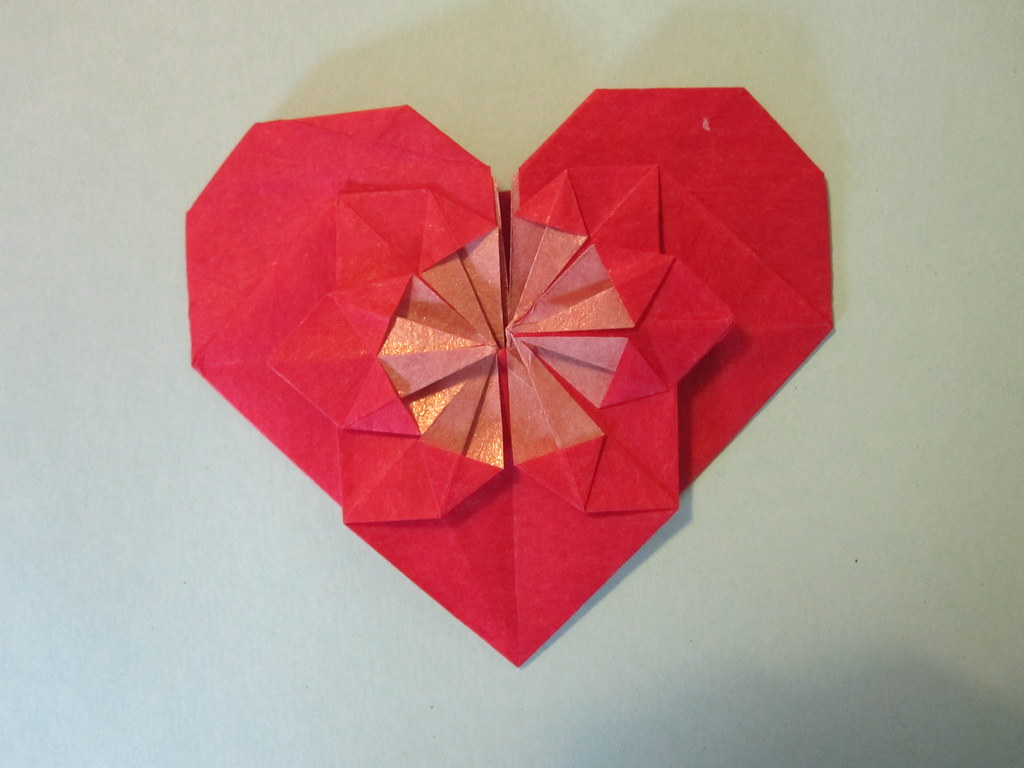 The Worlds Best Photos Of Heart And Origami Flickr Hive Mind