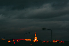 Orange skyline | Kaunas #316/365