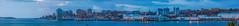 Halifax waterfront panorama (julesnene) Tags: atlanticcoast atlanticocean canon5dmarkiv canon70300mmlens halifax juliasumangil novascotia boardwalk city citylights destination harbour island julesnene landscape lighthouse panorama travel viewfromdartmouth waterfront sunrise dartmouth canada ca