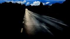 (blazedelacroix) Tags: blazedelacroix blue clouds trefoiled alonetogether