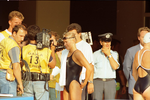 529 Swimming EM 1991 Athens