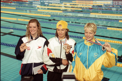 034 Swimming EM 1993 Sheffield