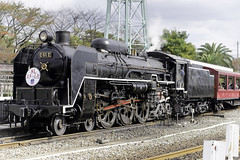 DSC_0613_DxO-Edit_DxO (lindsayholley) Tags: railway steam locomotive engine driver coal water rails smoke cyclinder people passenger nikon d750 2470 lens