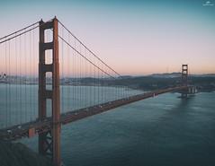 Golden Gate Bridge . XT1 . (AKromatiCK) Tags: sanfrancisco california californie goldengatebridge xt1 fujifilmxt1
