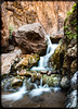 Gold Strike Hot springs (Jami Bollschweiler Photography) Tags: gold strike hot springs nevada landscape waterfall bacteria colorful photography lovely beautiful long hike