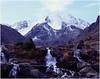 Водопады Малого Кулагаша (Vyacheslav Salangin) Tags: pentax 67ii medium format fujichrome velvia film altay mountains landscape алтай горы пейзаж водопад waterfall фотоплёнка фуджи вельвия пентакс вершина