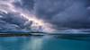 Shades of Blue (gerainte1) Tags: scotland hebrides uists sea sky dawn blue beach colour coast
