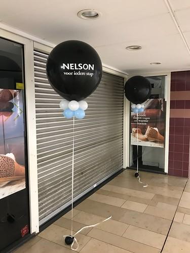 Cloudbuster Rond Bedrukt Comfortochtend Nelson Capelle aan den IJssel