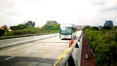 RapidKL Sunway Lagoon (SB3) BRT Station - Jalan Lagoon Timur (9/1), Bandar Sunway - http://4sq.com/1FqD7YK #travel #holiday #building #Asia #Malaysia #selangor #旅行 #度假 #建筑物 #亚洲 #马来西亚 #雪兰莪 #travelMalaysia #holidayMalaysia #马来西亚度假 #马来西亚旅行 #bus #巴士