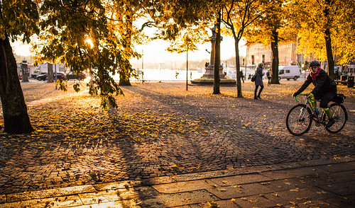 Stockholm. October 26, 2016