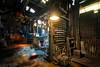 Osaka Forge (Stuck in Customs) Tags: japan osaka treyratcliff 80stays rcmemories stuckincustoms stuckincustomscom hdr hdrtutorial hdrphotography hdrphoto sony a7rii 1224 g work create artisan rust texture glow sword knife