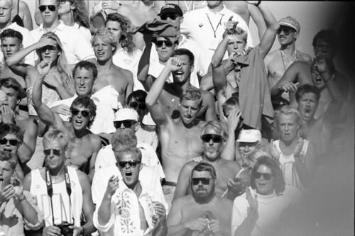 279 Swimming EM 1991 Athens