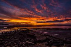 Dawn skies over Pegwell Bay (@bill_11) Tags: pegwellbay unitedkingdom isleofthanet sunrise kent england