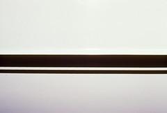 1979 vw golf door flash sync series 01d (francois f swanepoel) Tags: 1979 cars door doorpanels flashsyncwrongsync golf grafic grafix slidefilm slidescans vw vwgolf white minimalism ambient flash mondrian