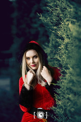 Lainey Xmas Shoot  (4) (Dervish Images) Tags: dervishimages russdixon portrait portraitphotography people model xmas newzealand newplymouth taranaki godox ad600