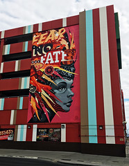 Fear No Fate by Tristan Eaton