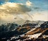 Golden forest (Katarina 2353) Tags: landscape winter verbier switzerland katarina2353 katarinastefanovic