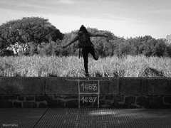 Take the Risk (walterhcafiso92) Tags: photography amateur amateurphotographer risk taketherisk jump rayuela argentina buenosaires costanerasur costanera